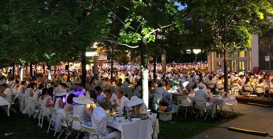 Check out the elegance at Montreal's Dîner en Blanc (PHOTOS)