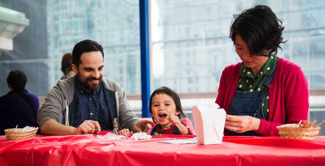 The ultimate end-of-summer family event is happening at the Vancouver Art Gallery this weekend