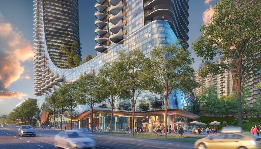 Oakridge Centre 688 West 41st Avenue