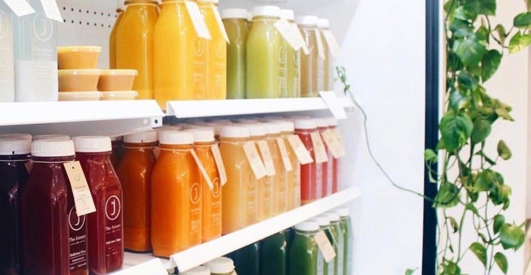 The Juicery Co. just announced it will be closing both of its stores