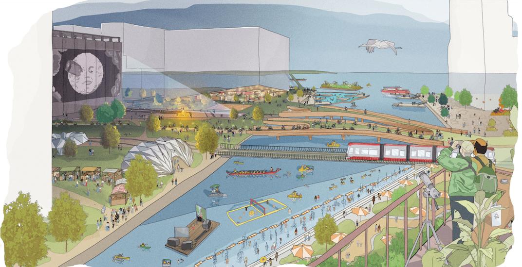 Google's Sidewalk Labs unveils futuristic plans for Quayside development in Toronto