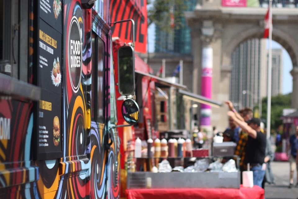 cne food truck frenzy