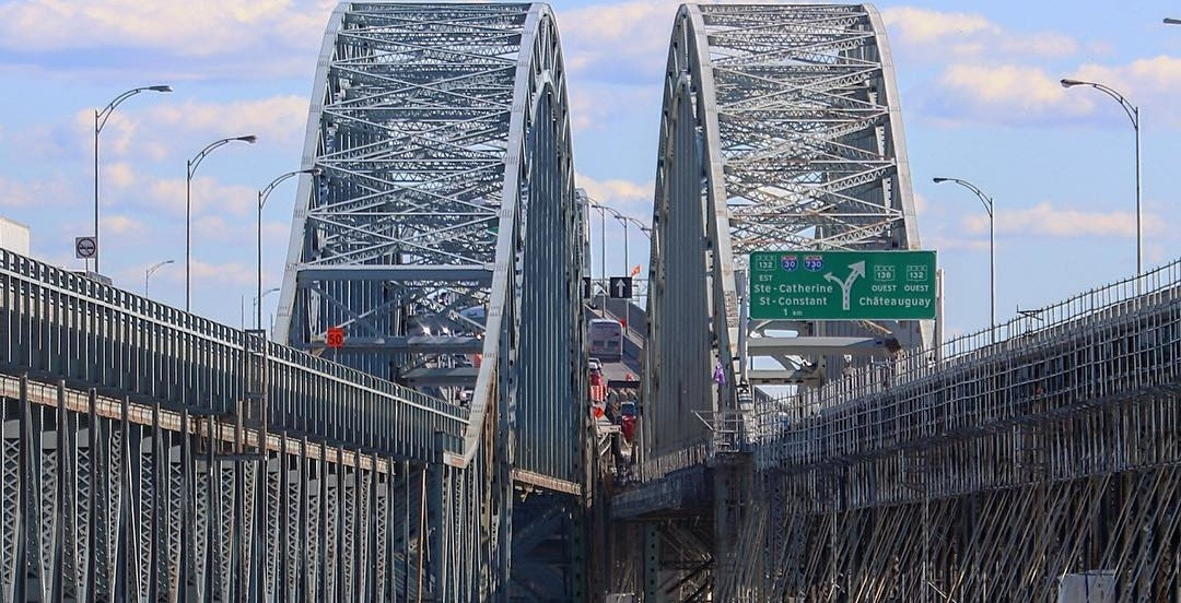The Mercier Bridge is now fully reopened with two lanes in both directions