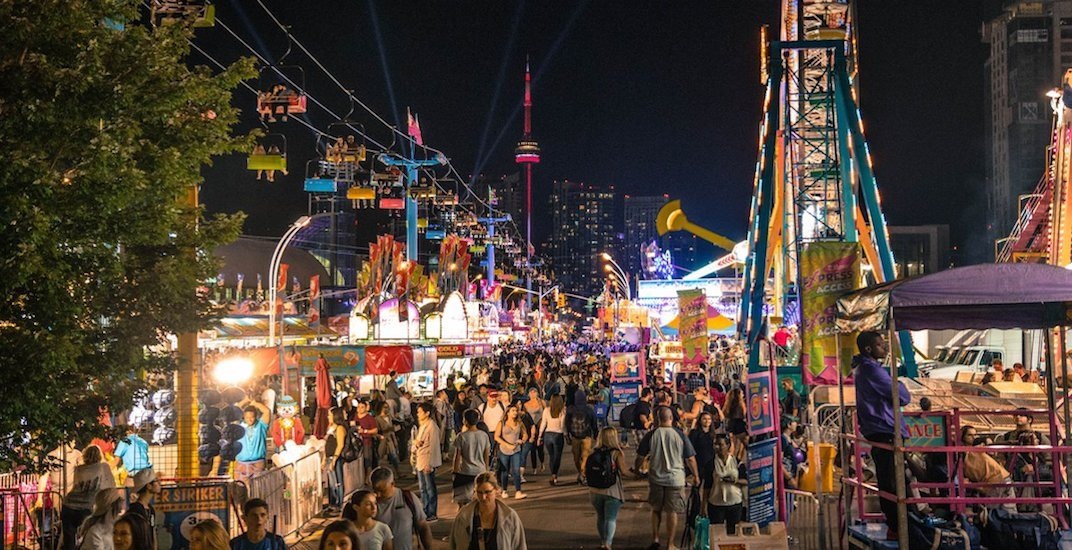 Win the ultimate CNE date night and $50 in food vouchers (CONTEST)
