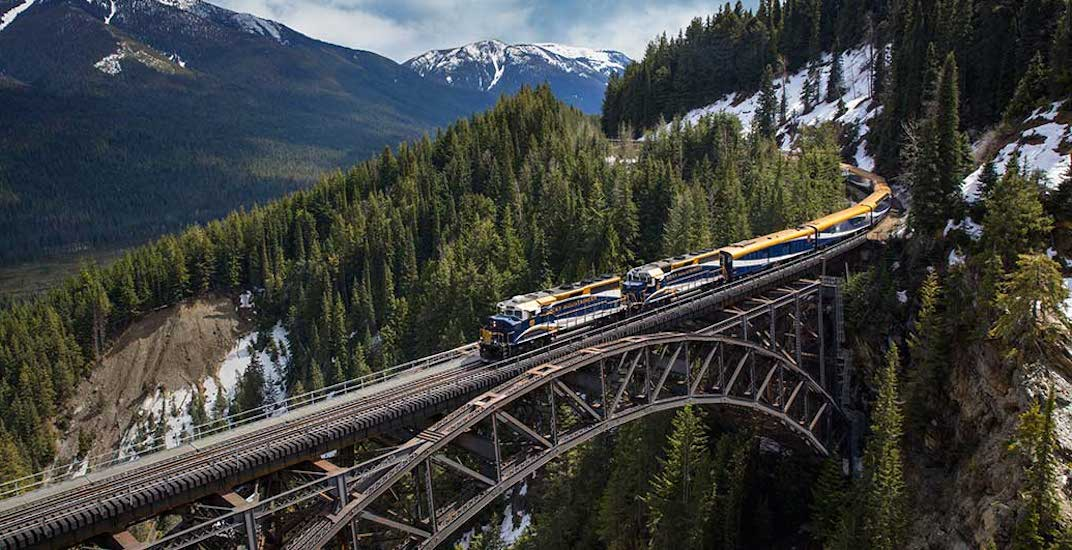 Passenger rail service from North Vancouver to Prince George being considered