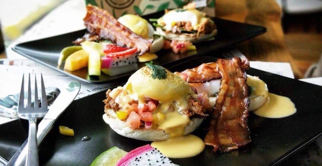 Where to get $3 eggs Benedict in Metro Vancouver this weekend
