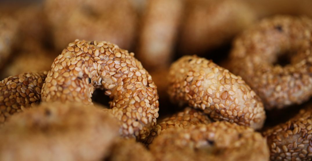There's a Bagel Battle happening at Toronto's Ashkenaz Fest next week