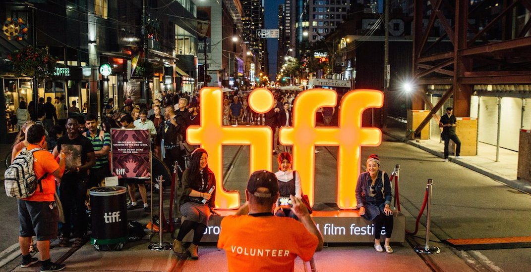 All the streetcar route diversions during TIFF 2018