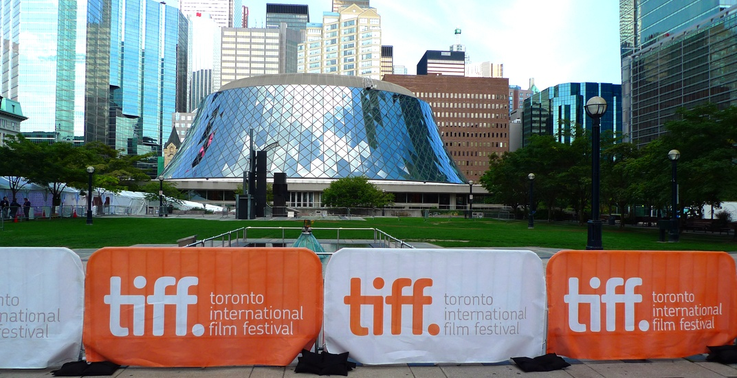 TTC riders can catch a FREE movie screening at TIFF this year