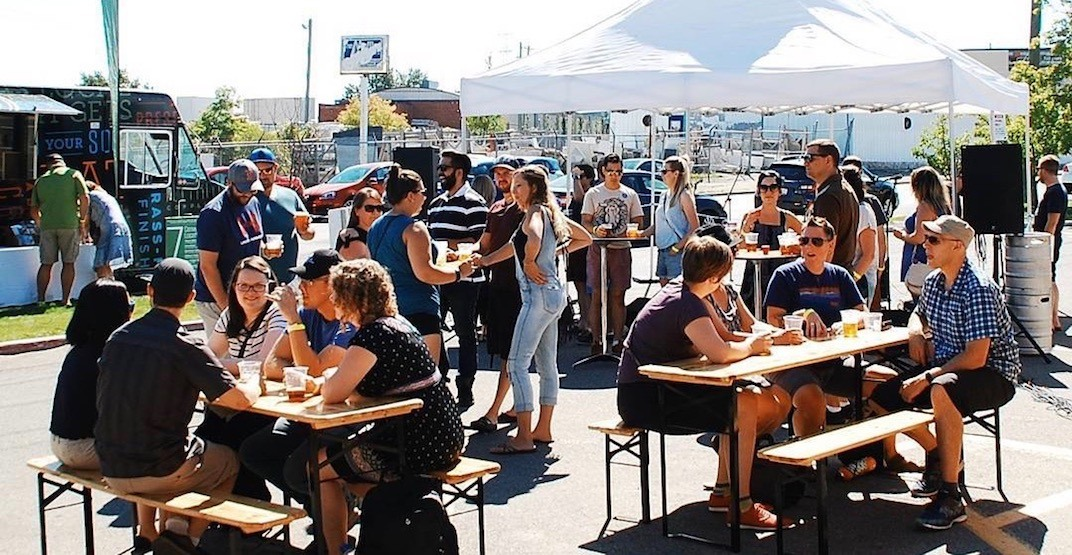 One of Calgary's favourite FREE beer events returns this weekend
