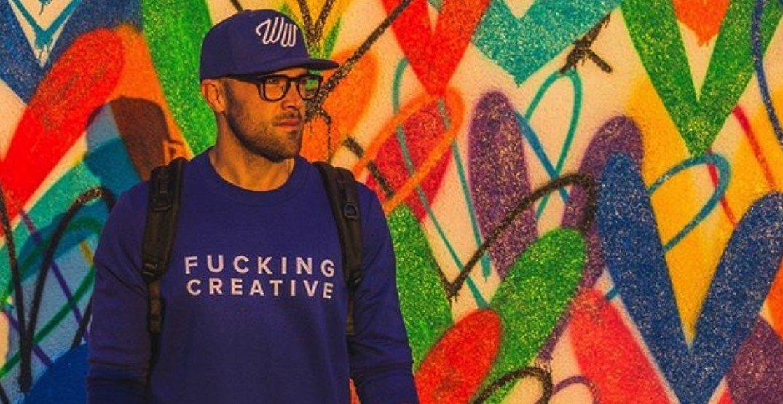 Meet one of Vancouver's top creative minds: Nick Harborne