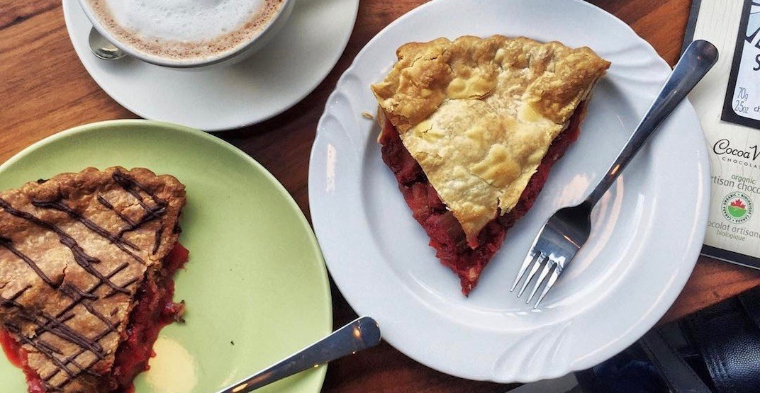 This much-loved Downtown Vancouver pie shop just permanently closed