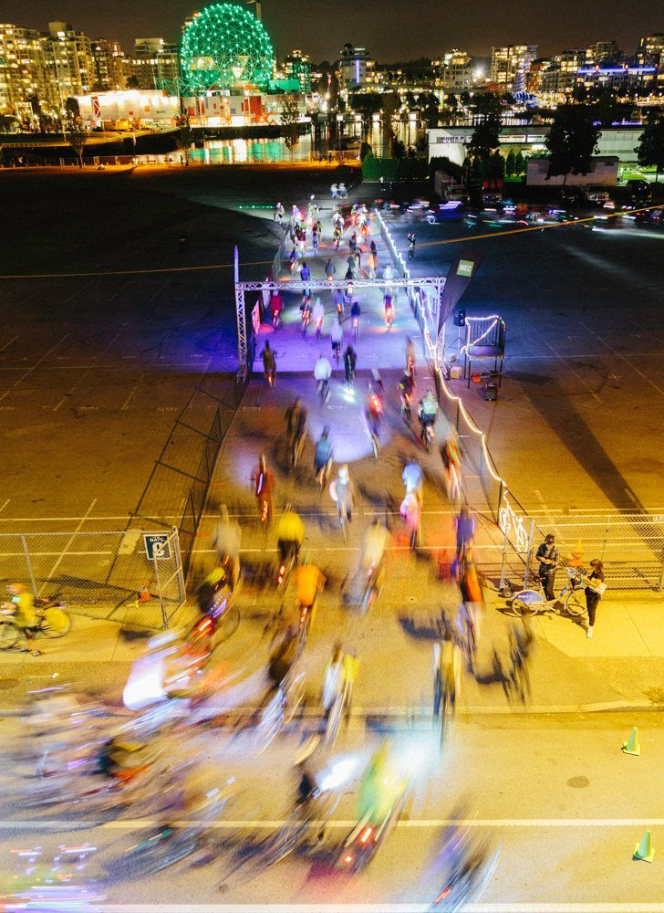 Bike Tune Up >> BC's largest nighttime bike ride returns to Vancouver this fall | Daily Hive Vancouver