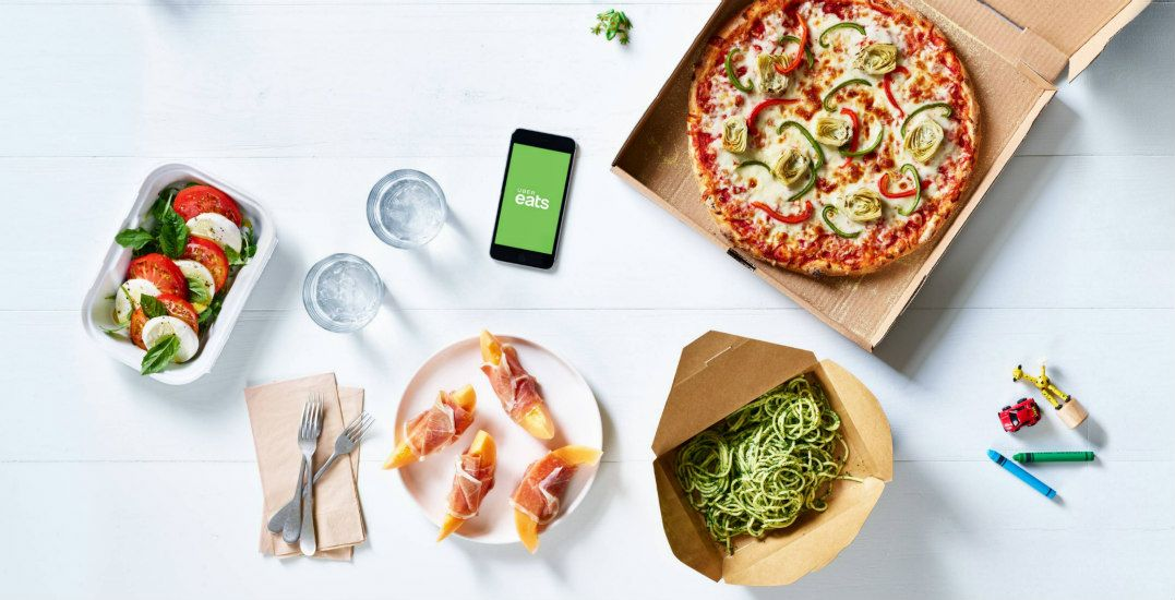Uber Eats has officially launched in 30 new Canadian cities today