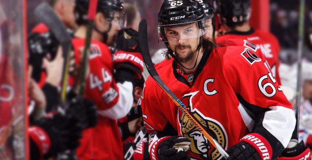 4f34bce75 Ottawa Senators trade Erik Karlsson to San Jose Sharks