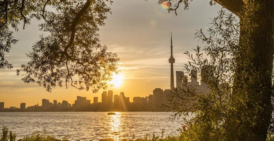 It's going to feel close to 40°C in Toronto this weekend