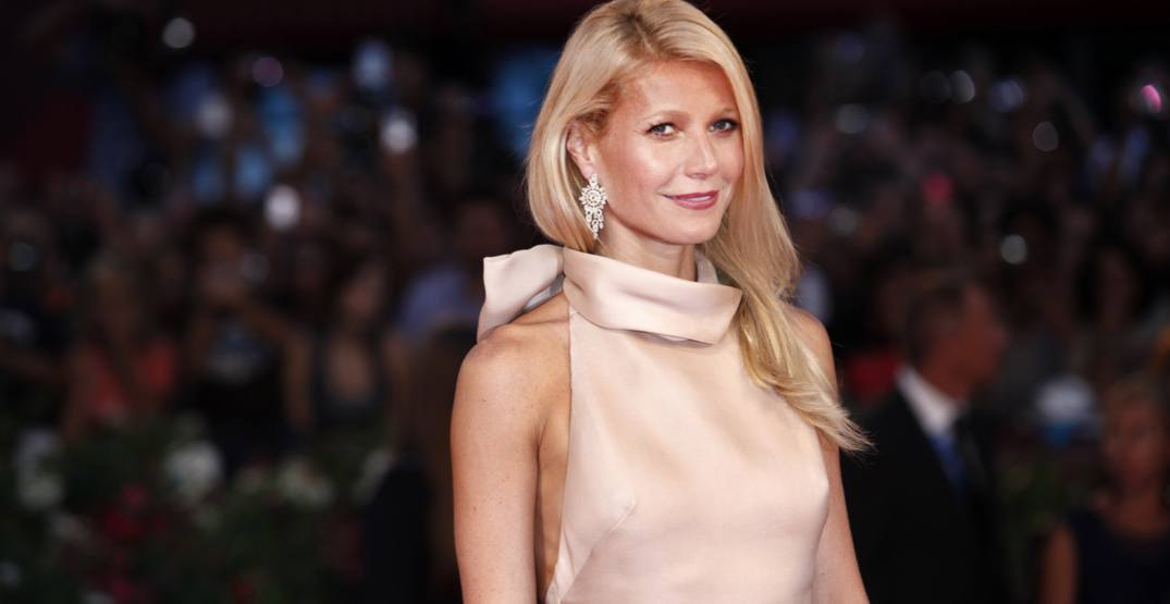 Gwyneth Paltrow's boujee goop event is coming to Vancouver this fall