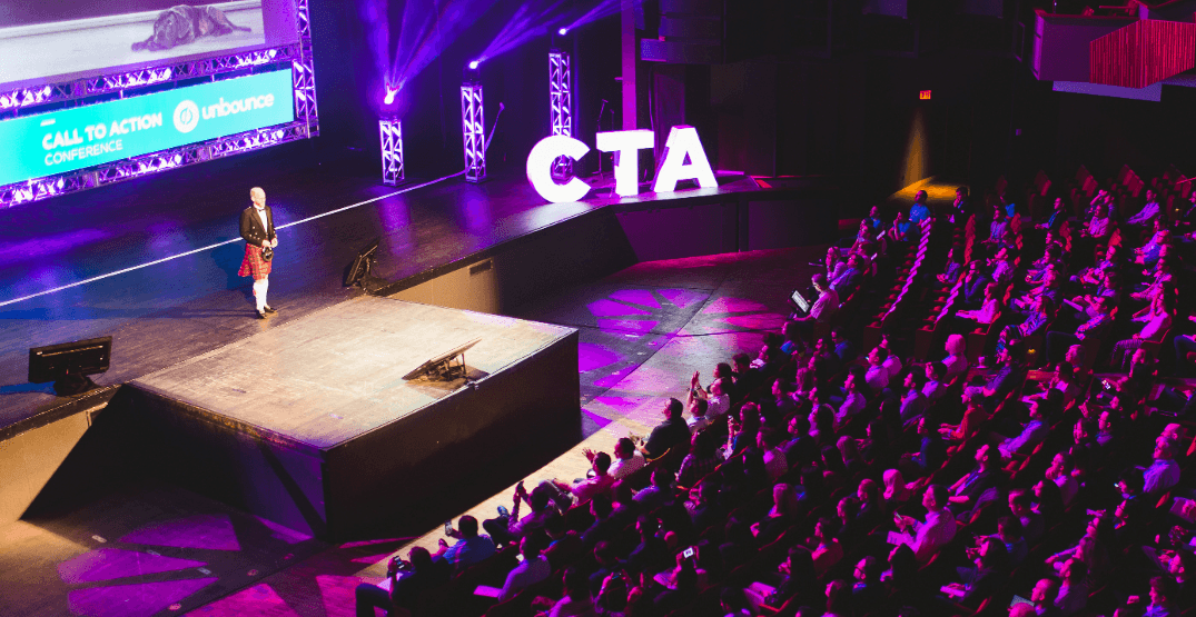 This year's CTAConf features a roster of all-star marketing gurus