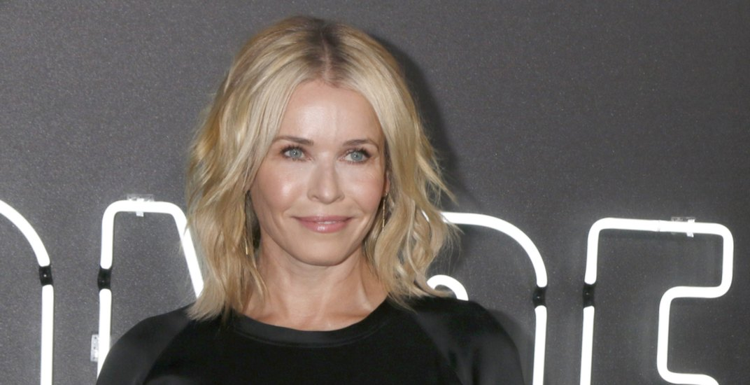 Chelsea Handler's cannabis tour is coming to Toronto this fall