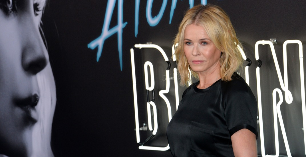 Chelsea Handler's cannabis tour is coming to Vancouver this fall