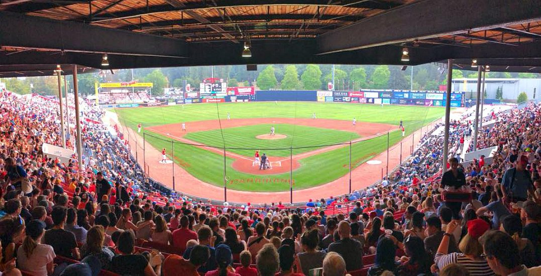 5 things to see and do at a Vancouver Canadians game