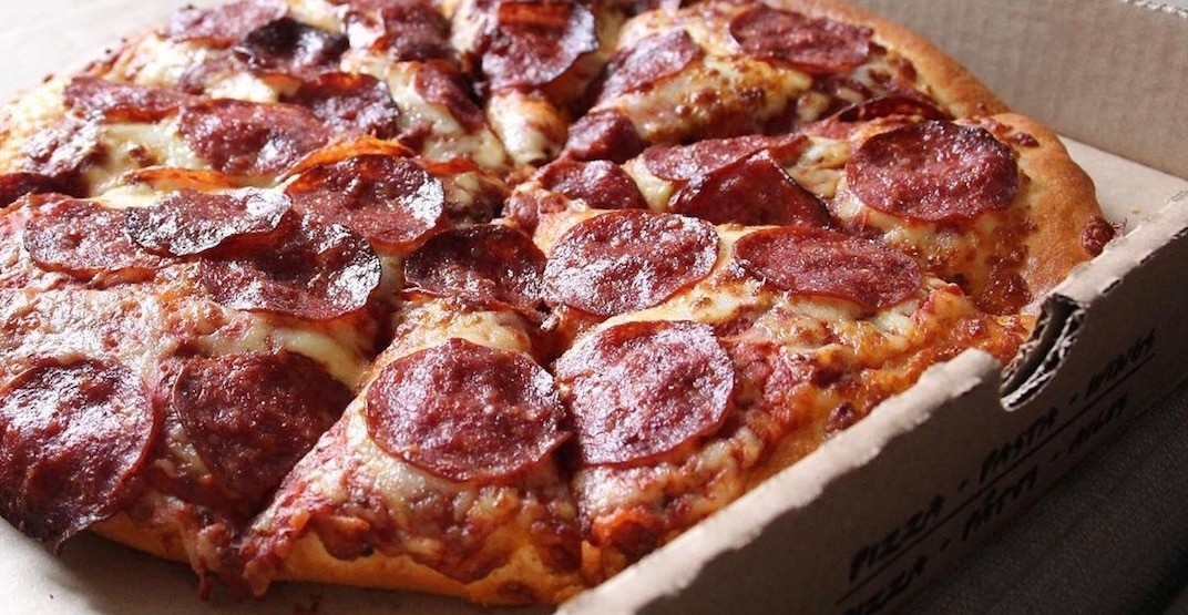 Pizza Hut is offering buy-one-get-one FREE pizzas this week