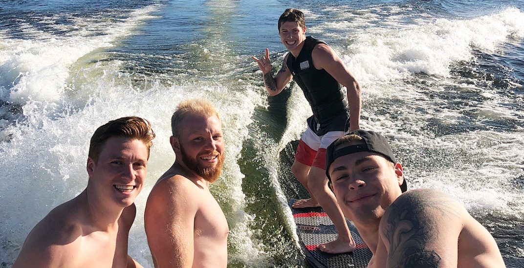 Here's what Maple Leafs players have been up to this summer (PHOTOS)