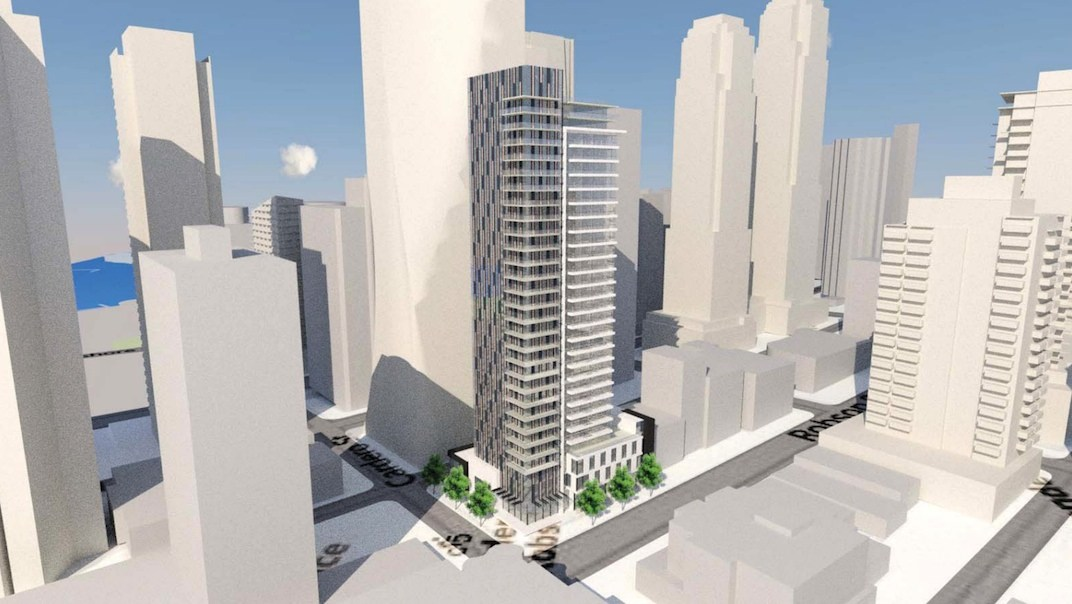 1555 Robson Street Vancouver