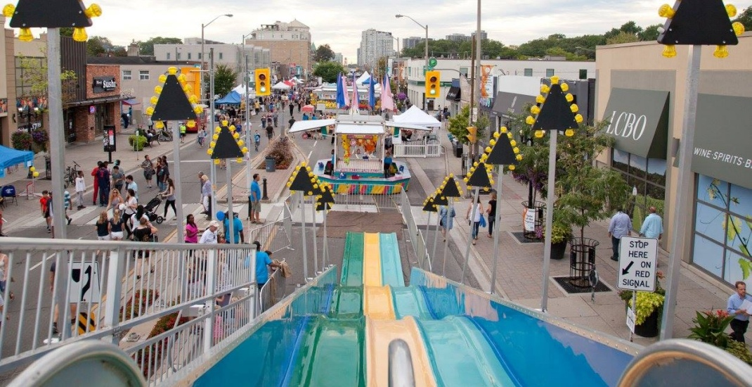 Taste of the Kingsway takes over Bloor West next month