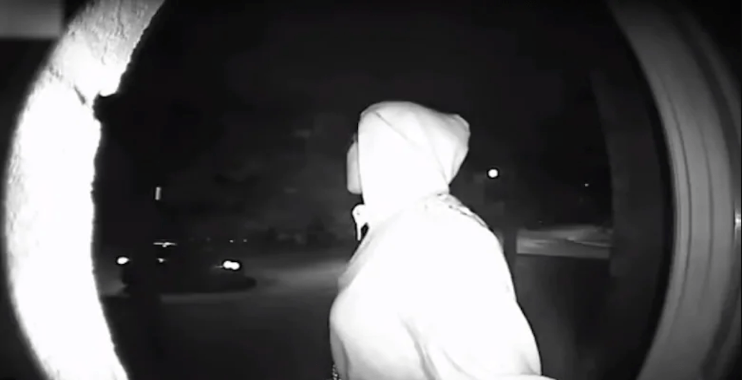 Police release second surveillance video of Richmond Hill abduction