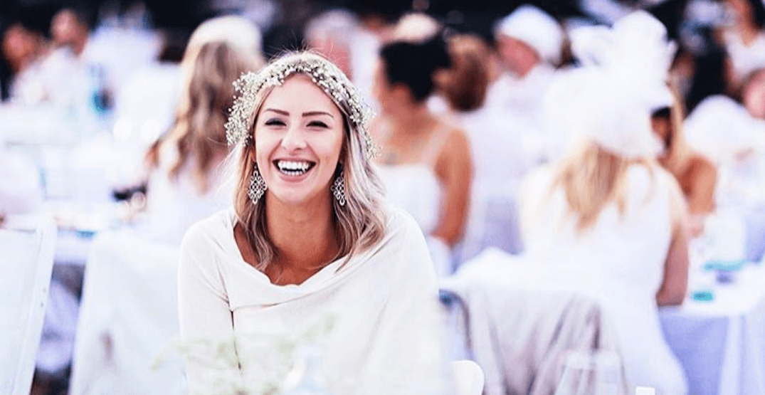 11 pics of Calgary's stylish Dîner en Blanc 2018 evening (PHOTOS)