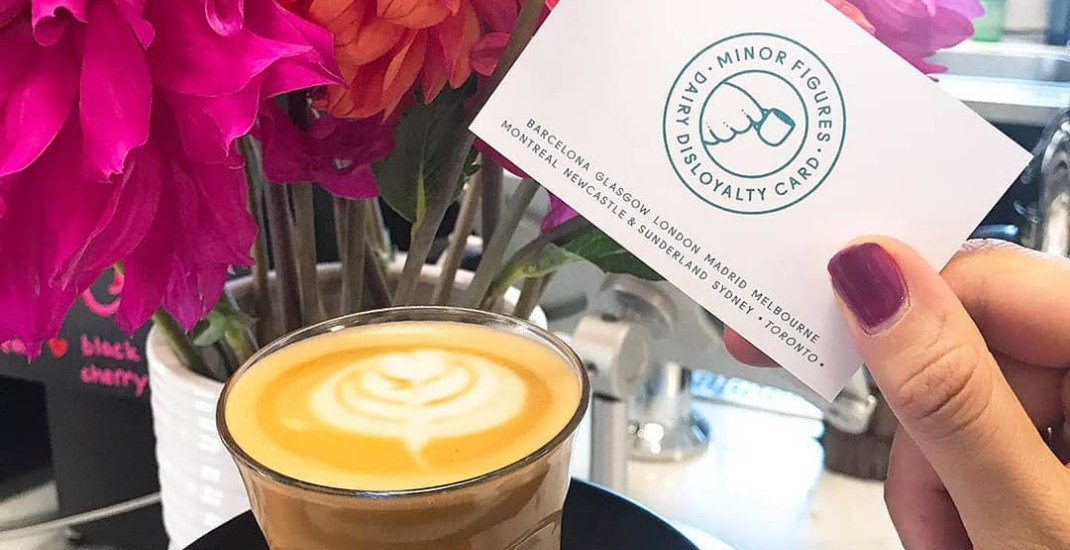 8 Toronto coffee shops now stamping the Dairy Disloyalty Card
