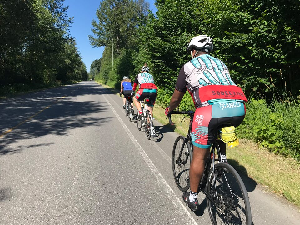 BC Ride to Conquer Cancer