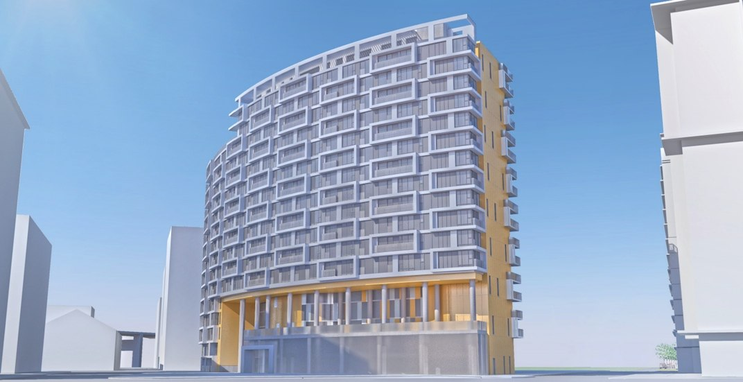 Additional height sought for Avenue One in the Olympic Village