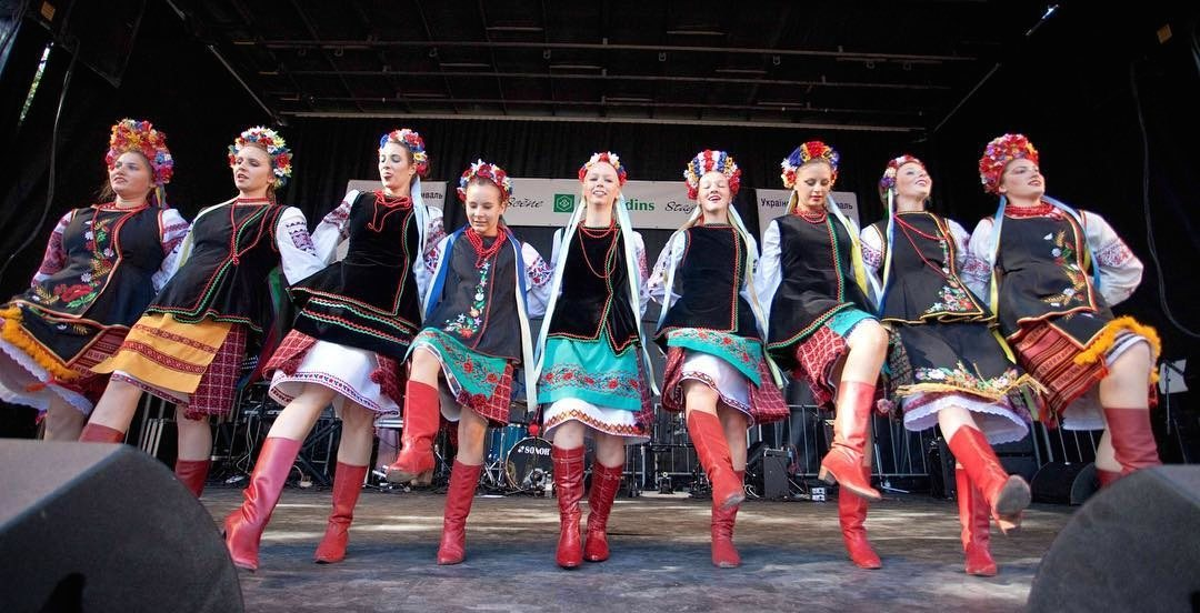 A massive FREE Ukrainian festival is coming to Montreal next month