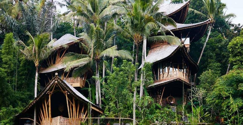 Green village resort in bali