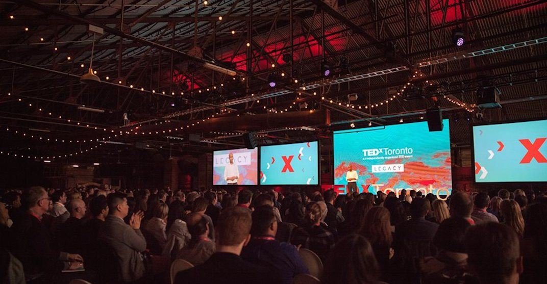 TEDxToronto announces first round of speakers for 2018 conference