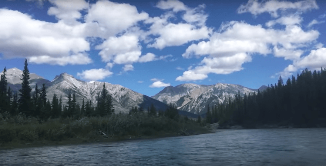 Here's what floating the Bow looks like from Banff to Canmore (VIDEO)