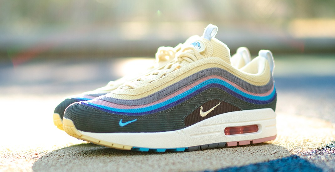Win a pair of Nike Air Max Sean Wotherspoon sneakers