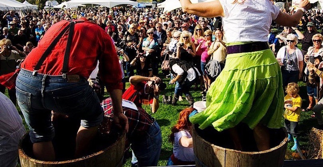 All the can't-miss food events happening in BC this fall