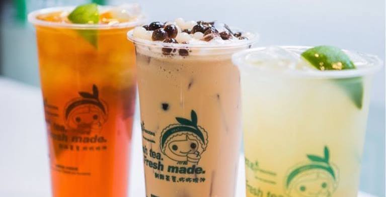 Popular Taiwanese bubble tea chain opens up its first location in Montreal