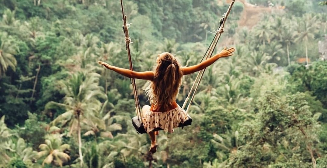 20 of the most incredible swings in the world