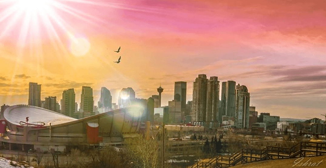First week of spring to see consistent double digit temperatures in YYC