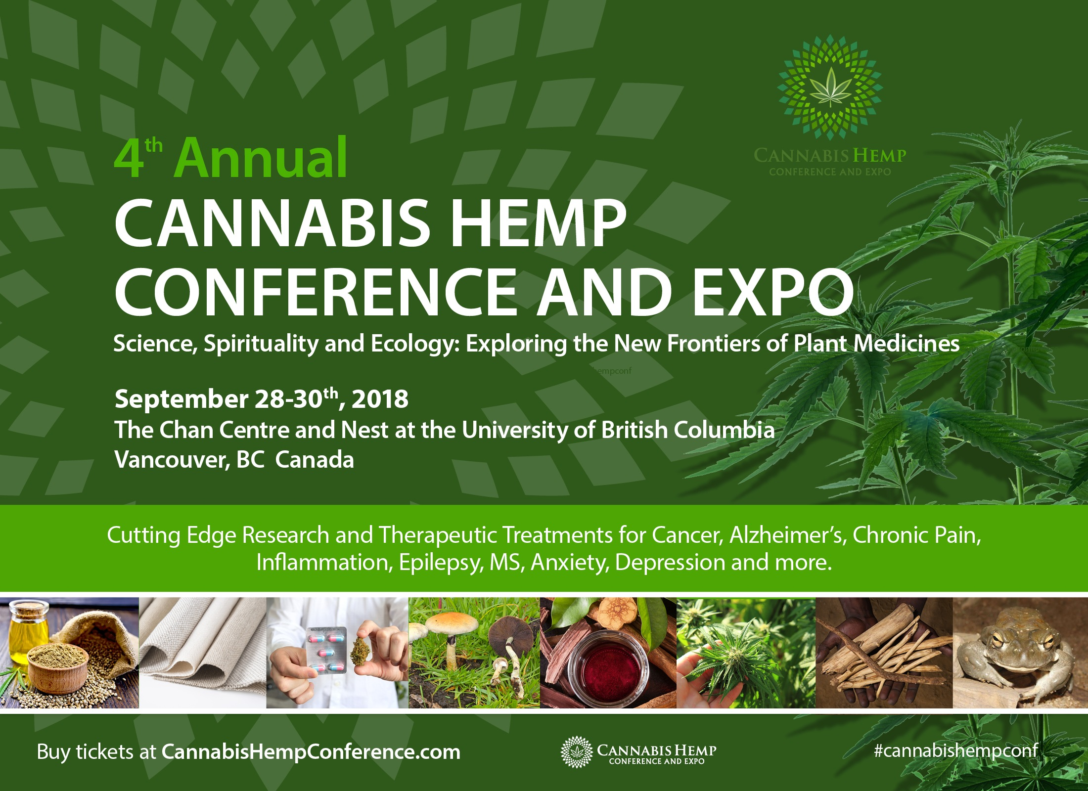Cannabis Hemp Conference and Expo