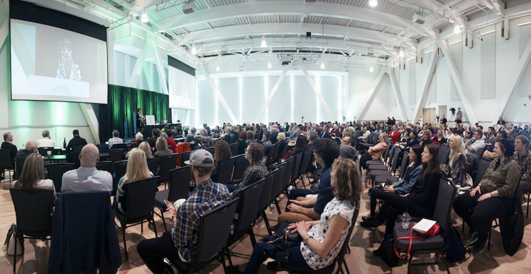 One of Canada's largest cannabis conferences is happening in Vancouver next month