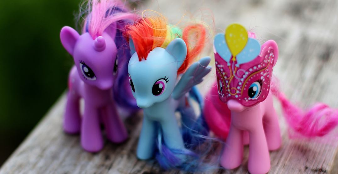 There's a My Little Pony fan convention coming to Metro Vancouver this winter