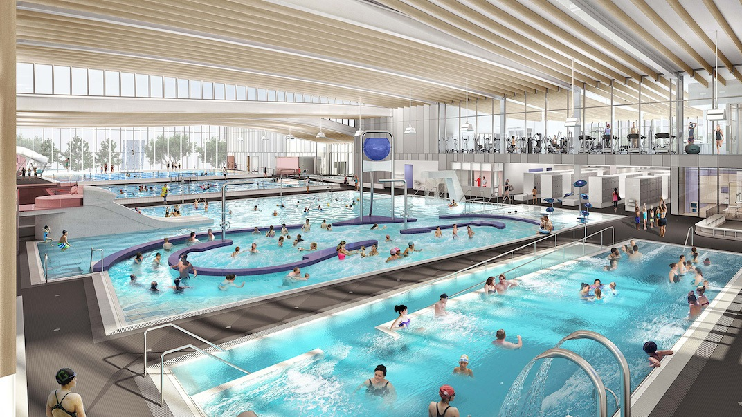 Opening of new Richmond aquatic centre postponed due to shifting base