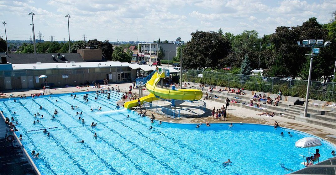 Toronto extends hours of 8 public pools to help residents - Dauphin public swimming pool hours ...