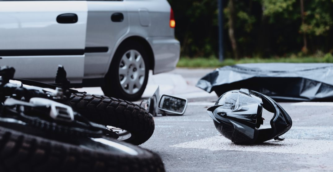 Motorcyclist deaths in BC have more than doubled since last year