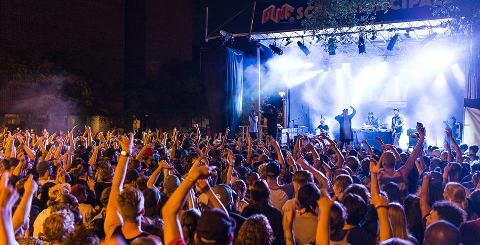 A massive FREE back-to-school block party is happening in Montreal next week